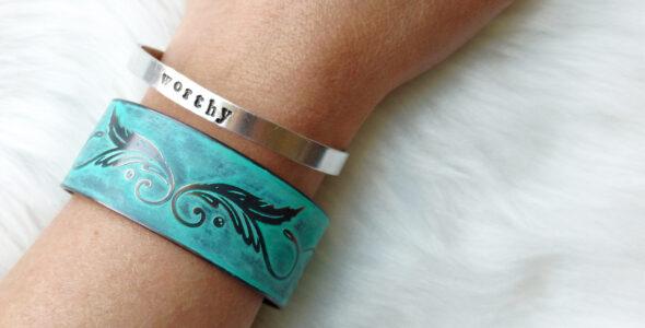 How to Properly Size Your Copper Cuff Bracelet